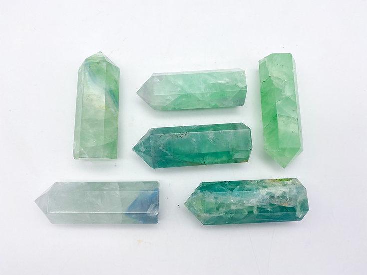 Geradores de Fluorite Verde