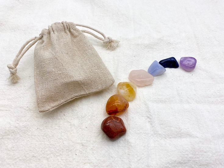 Kit Natural Chakras