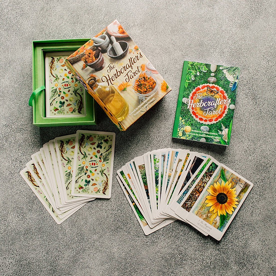 The Herb Crafters Tarot