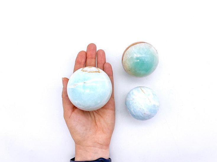 Esferas de Calcite das Caraíbas