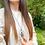 Thumbnail: Colar de Cristalo-aromaterapia Coleção Cobre