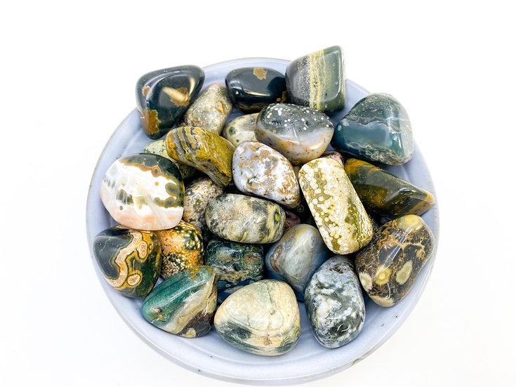 Jaspe Oceano - Jaspe Orbicular