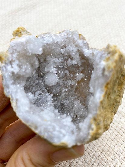 Geodos de quartzo