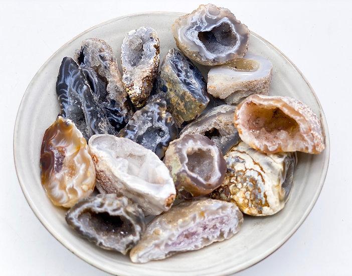 Geode de Ágata