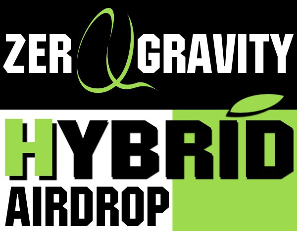 Zero Gravity Hybrid AirDrop