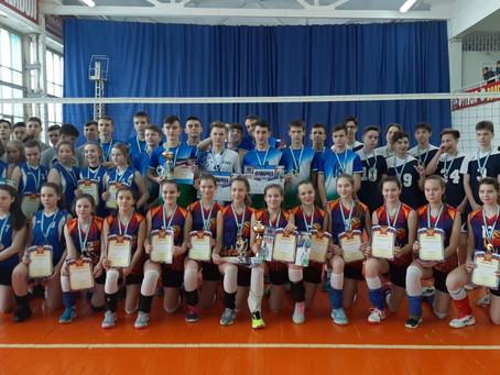 Завершился Кубок Республики Башкортостан по волейболу среди девушек и юношей