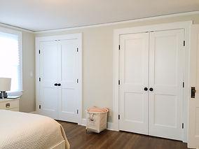 Custom Closet Double Door Custom Closets