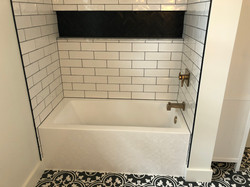 Subway Tile - Custom Niche