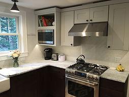 Kitchen Cabinets Renovations Remodeling Tile Backsplash