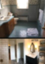 Bathroom Renovaton