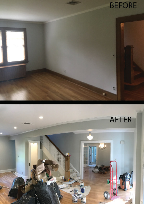 Load Bearing Wall Removal