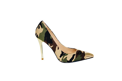 Franchini & Co Camo Pump