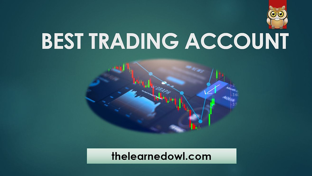 best trading account