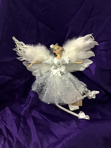 White Fairy with lights $5 hire