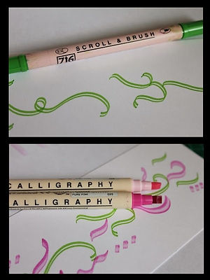 Creative Art Box Supper Awesome Box Calligraphy