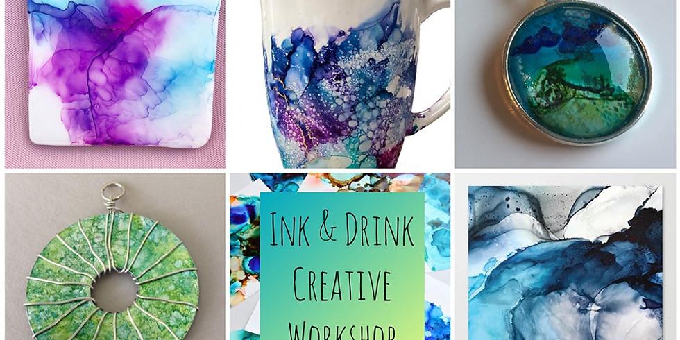 Ink & Drink Workshop