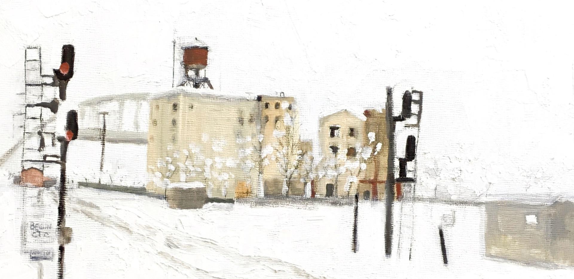 Centennial Mills Snowscape II