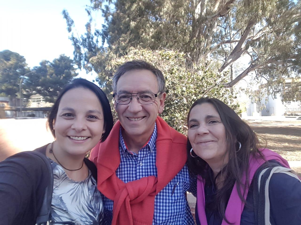 Congreso AAQA La Pampa con Dante Martine
