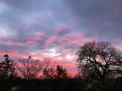 Sunset in Medford