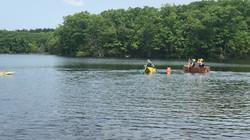 2nd Annual Cardboard Canoe Race