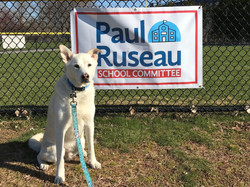 Joey says, Vote for Paul!