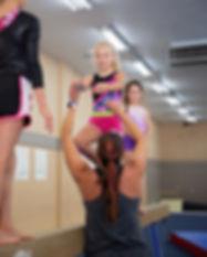 Coach & Gymnast 3