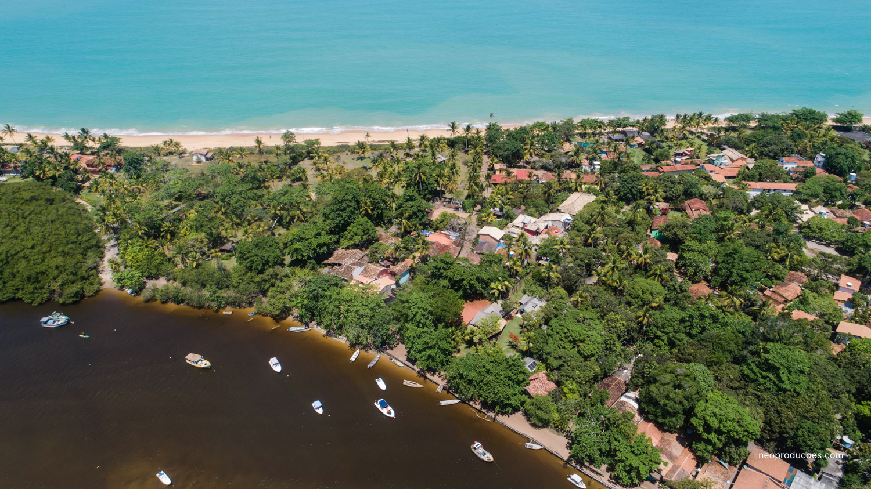 Pousada Coco Brasil - Caraíva - BA