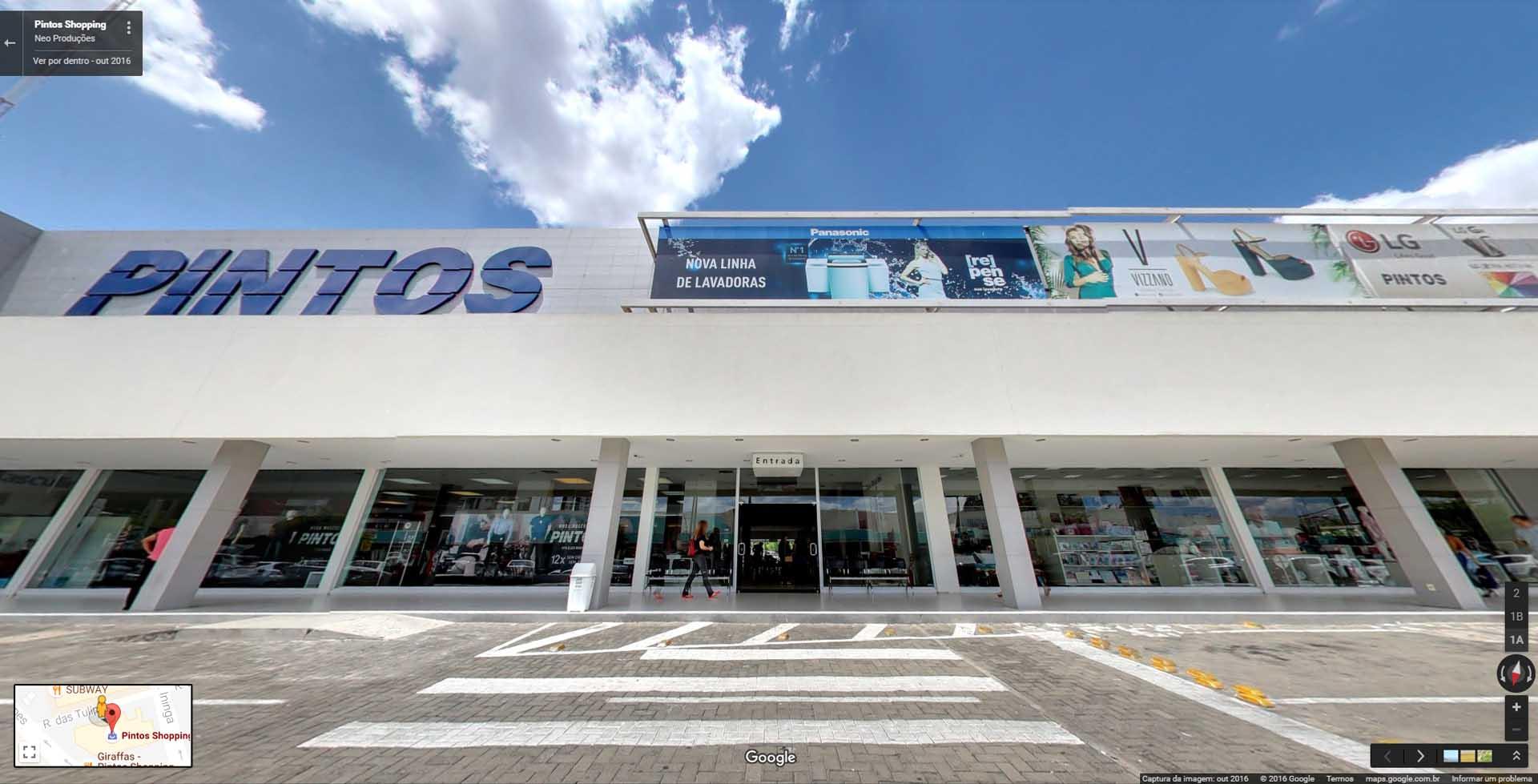 Pintos Shopping