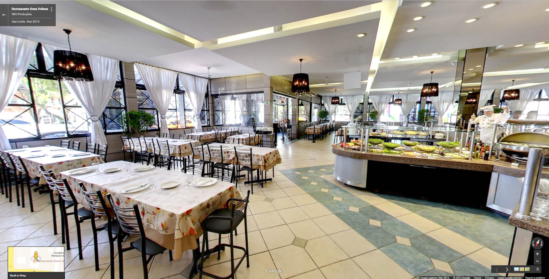 Restaurante Dona Helena