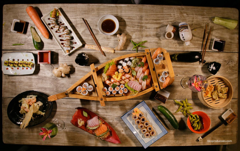 Aki Sushi Bar - Trancoso - BA