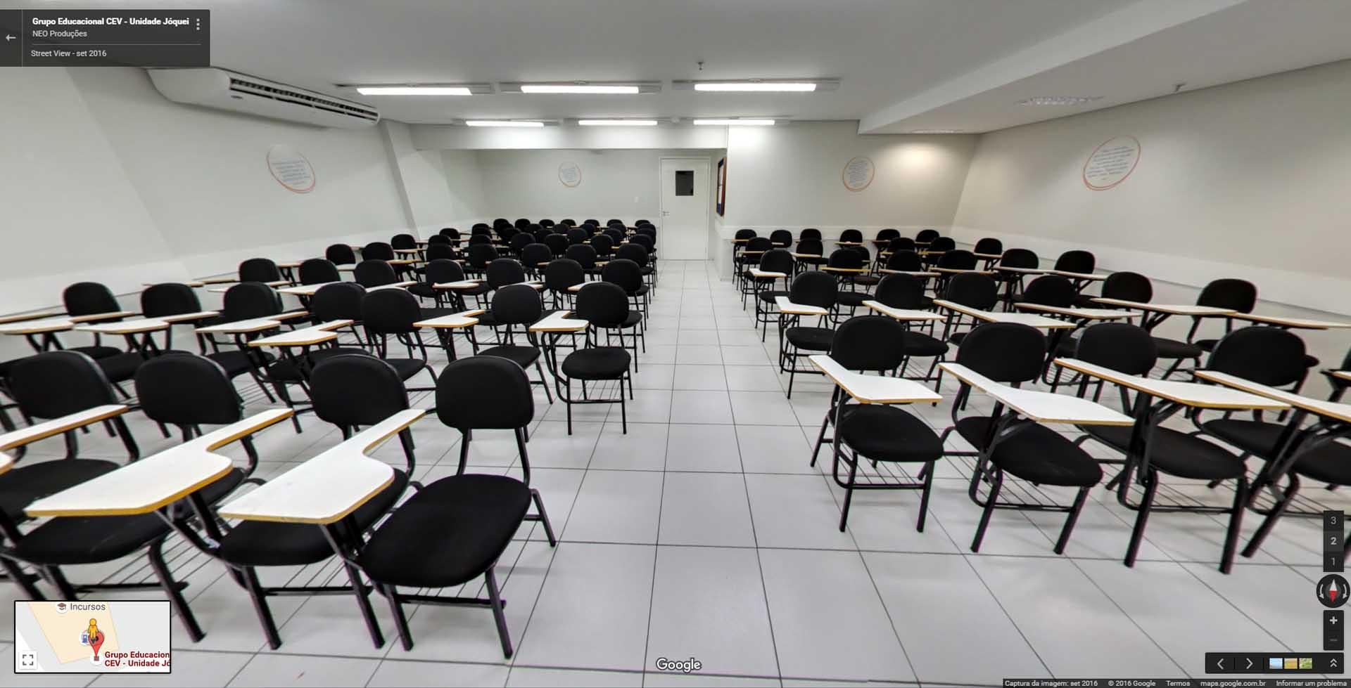 Grupo Educacional CEV - Jóquei