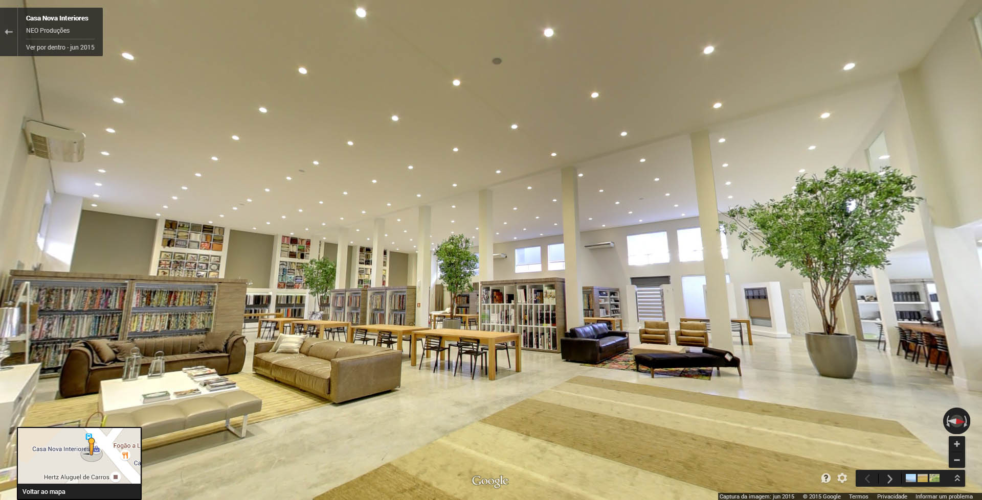 Casa Nova Interiores