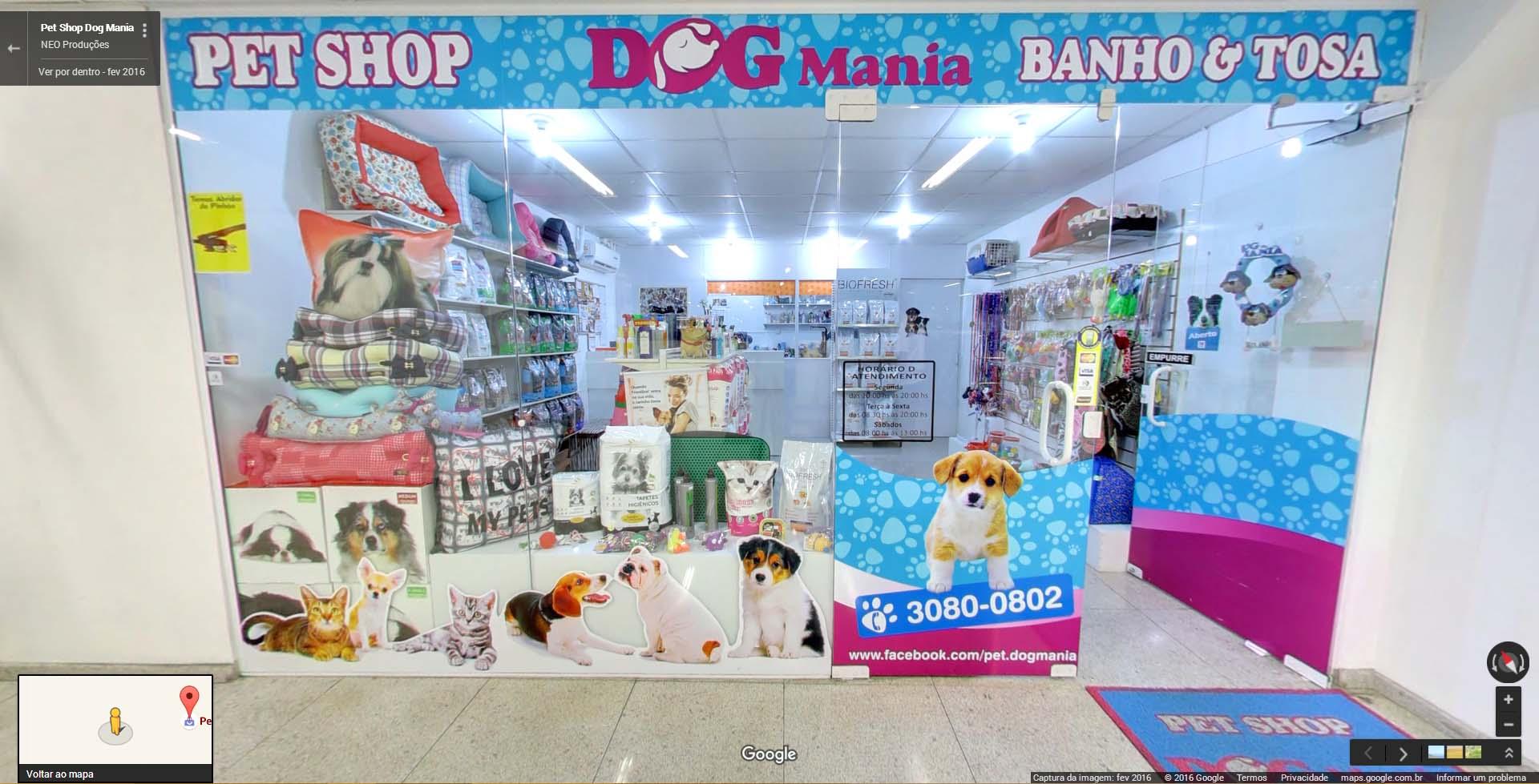 Pet Shop Dog Mania