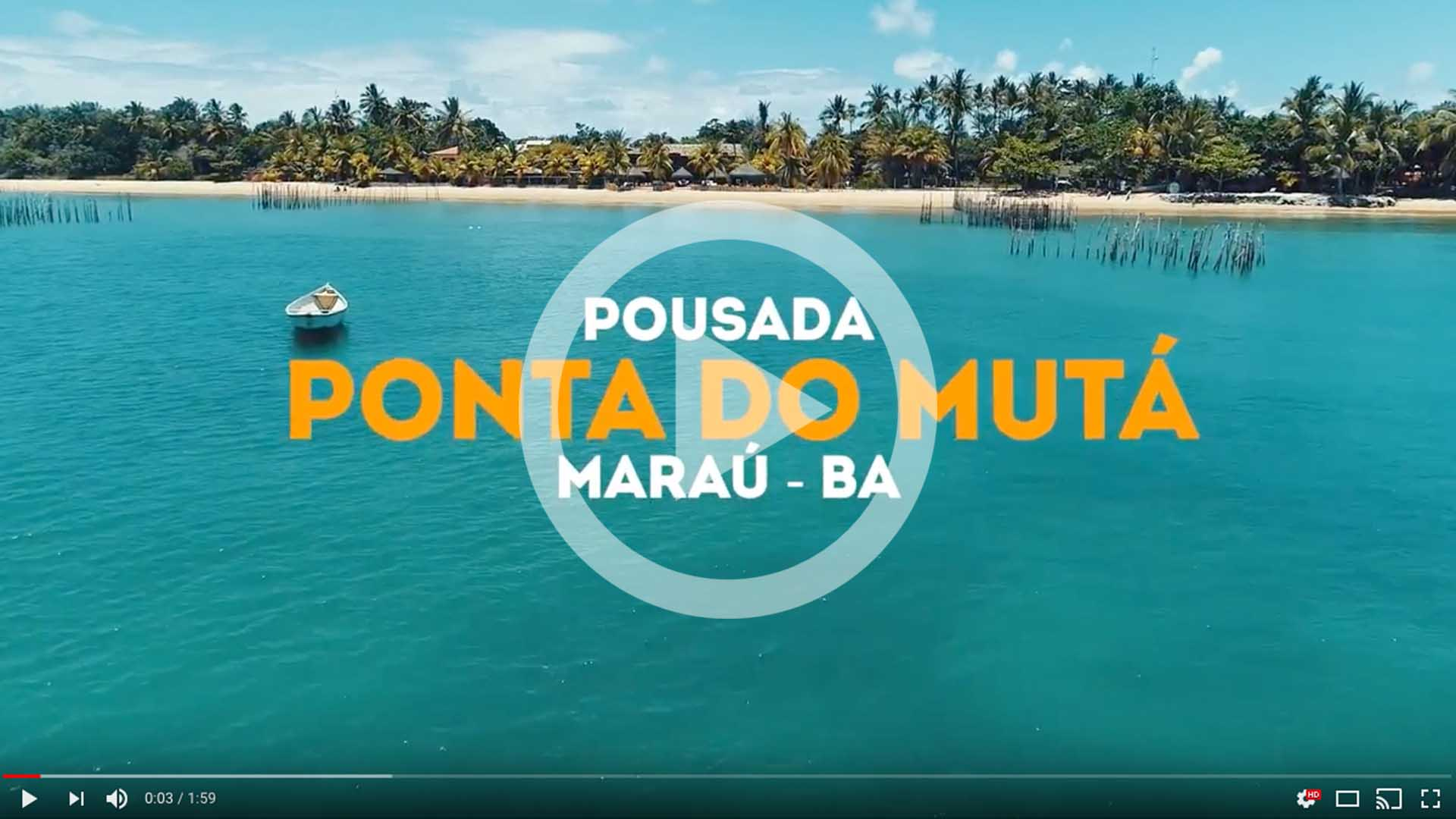Pousada Ponta do Mutá