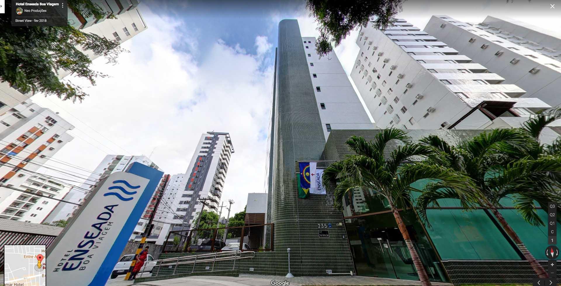 Hotel Enseada B. Viagem