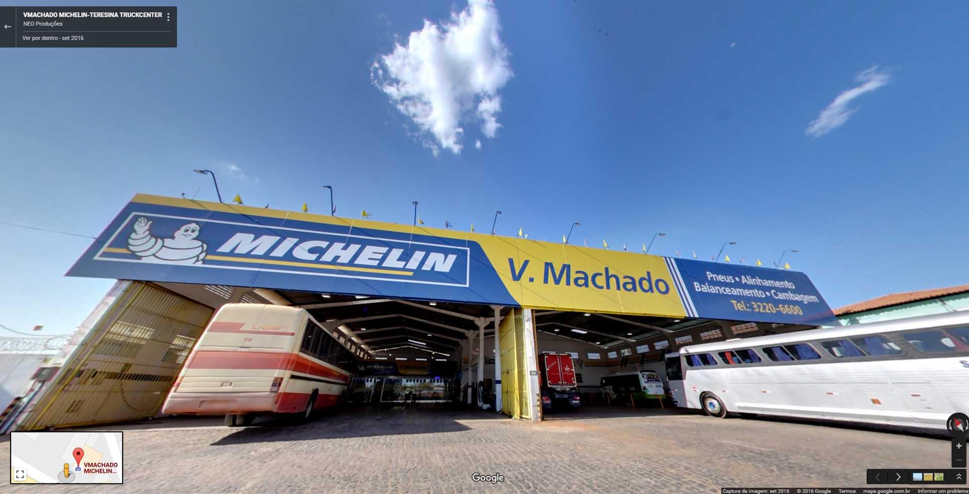 V Machado Truckcenter