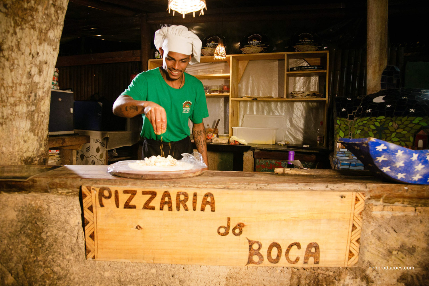 Pizzaria do Boca - Caraíva - BA