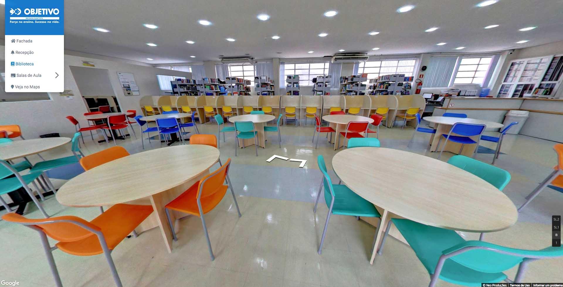Colégio Objetivo | Santos