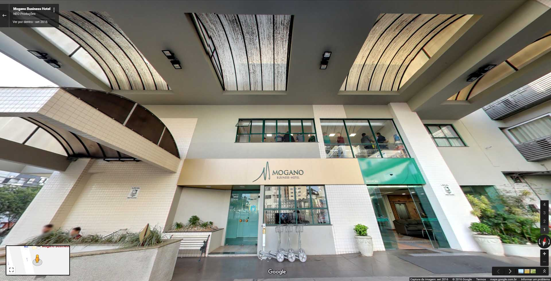 Mogano Business Hotel