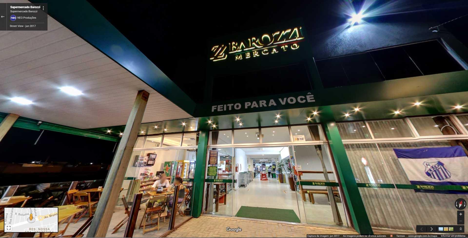 Supermercado Barozzi
