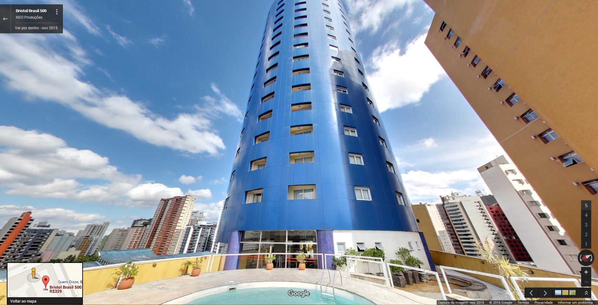 Hotel Bristol Brasil 500
