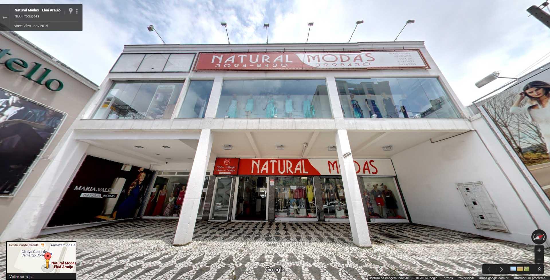 Natural Modas - Eloá Araújo