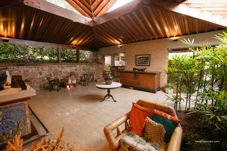Hotel Canto das Águas - Lençois - BA