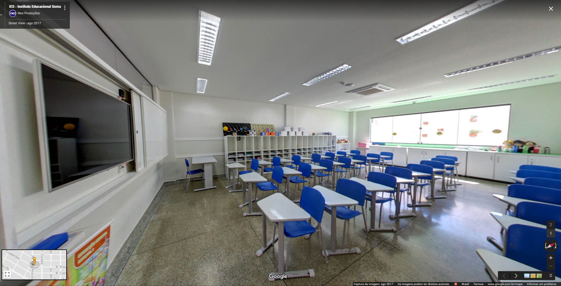 IES - Instituto Educacional Soma
