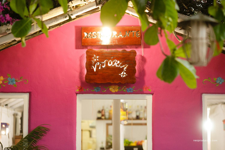 Restaurante Vitória - Trancoso - BA