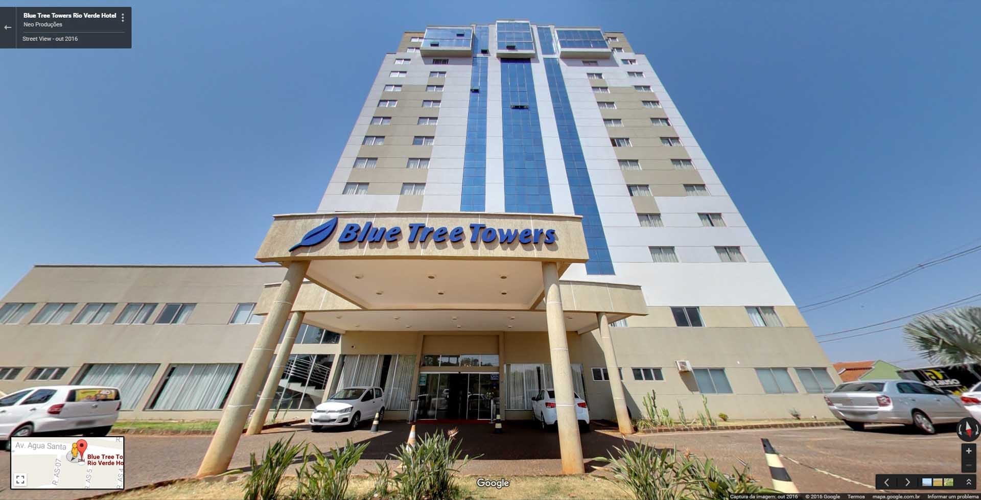 Hotel Blue Tree Towers R.
