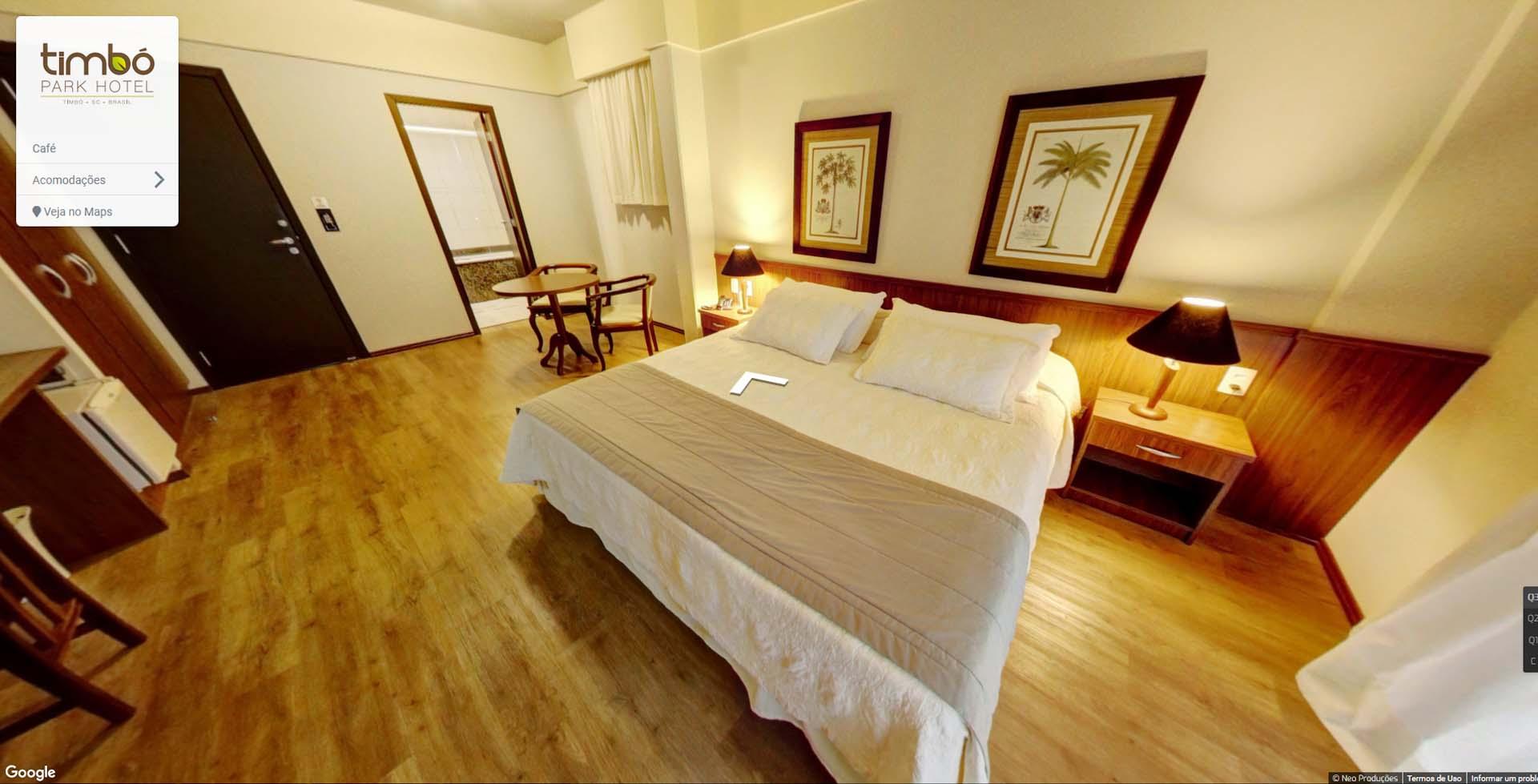 Hotel Timbó Park