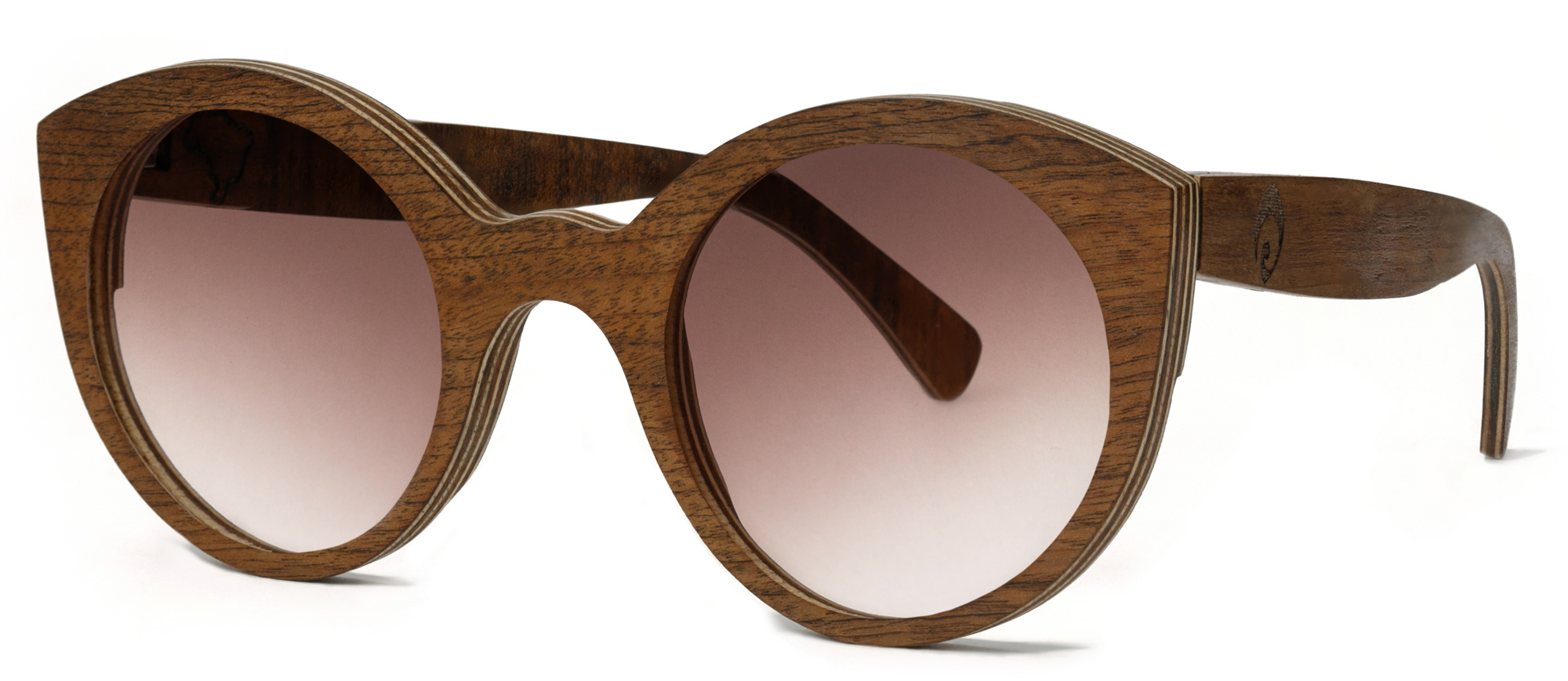 Foto de Produto - Óculos de Madeira