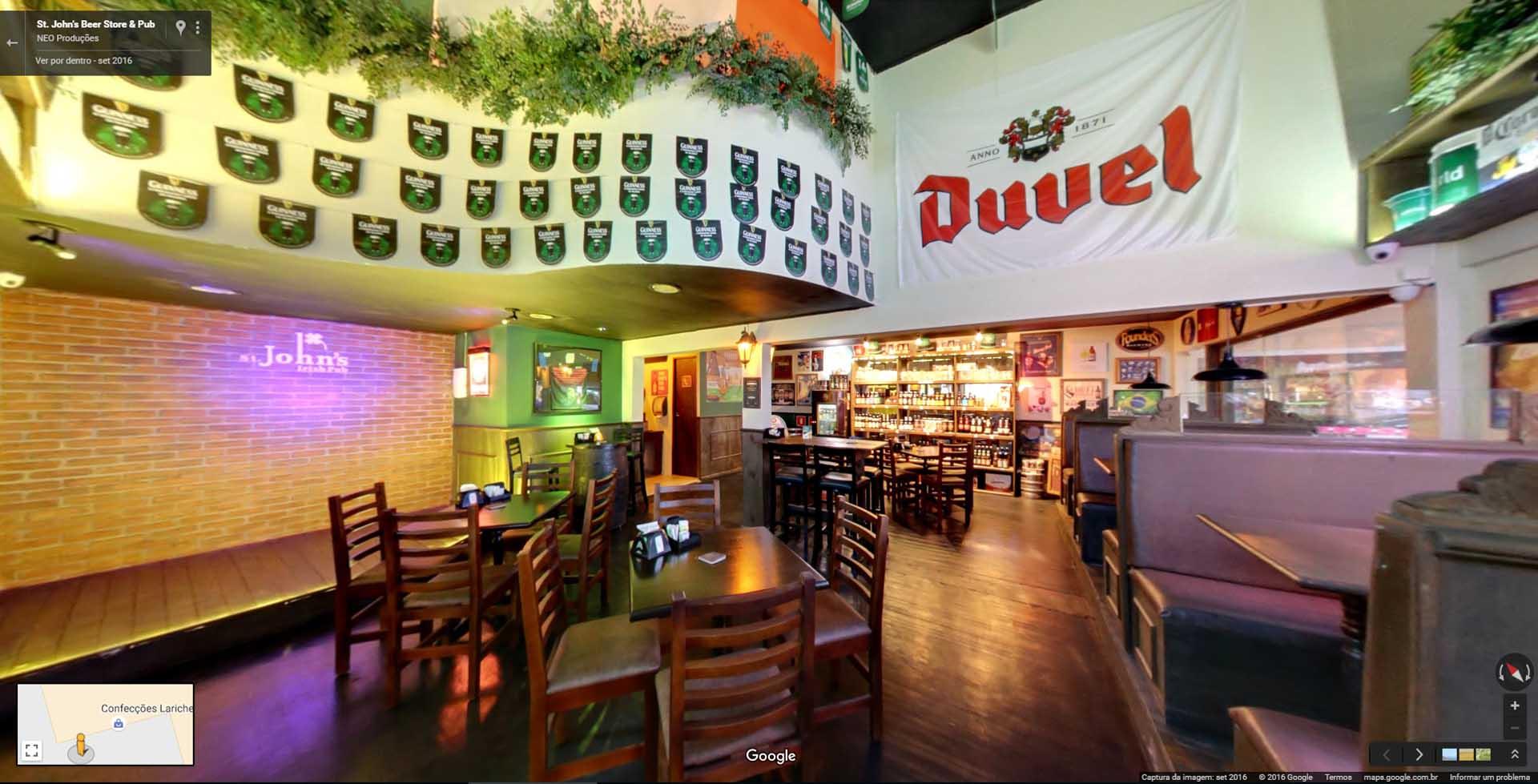 St. John's Beer Store & Pub