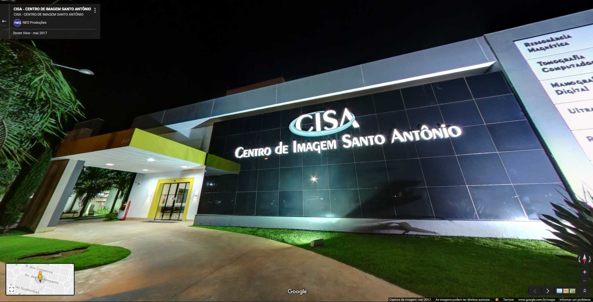 CISA - Centro de Imagem Sto. Antônio